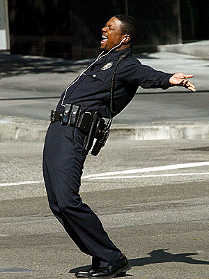 Chris Tucker in LA Car Accident | Yeah Boss Chris Tucker Rush Hour 3